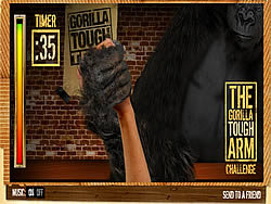 The Gorilla Tough Arm Challenge
