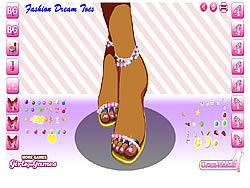 Fashion Dream Toes