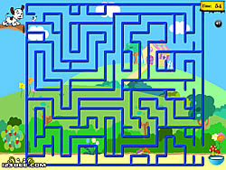 Maze Game - Game Play 15