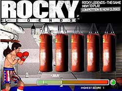 Rocky - Legends