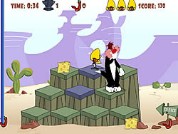 Speedy's Pyramid Rescue