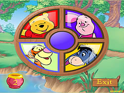 Piglet's Round - A - Bout