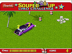 Souped Up - Limo Challenge