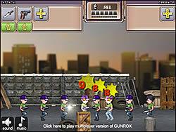 GUNROX - Gang Wars