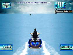 Bluie Aqua Speed Run