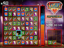 Legion of Superheroes - Hypergrid