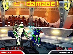 Chrome Wars Arena