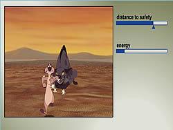Hyena Chase