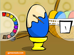 Painted Eggs