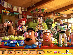 Hidden Objets - Toy Story