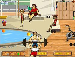 Naughty Gym Class