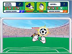 Mickey's Soccer Fever
