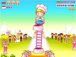 Cake Tower Game