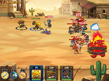 Play Mighty Knight 2 online for Free - POG.COM