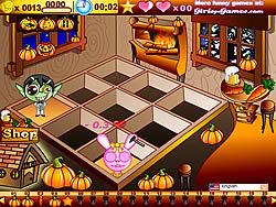 Halloween Cafe