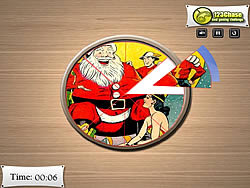 Pic Tart - Santa Claus