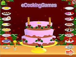 New Year 2011 Cake Decoration
