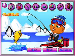 Sisi Ice Fishing