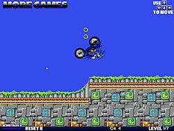 Super Sonic Motorbike