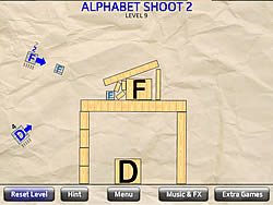 Alphabet Shoot 2