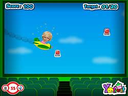 Paris Hilton Fly