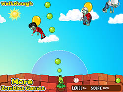 Angry Zombies 2 Game