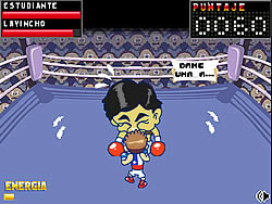 El Huacho Boxea