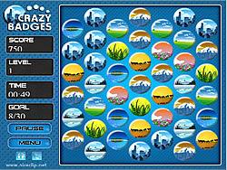 Crazy Badges