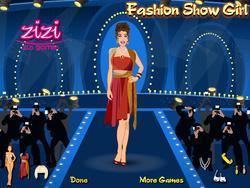 Fashion Show Girl