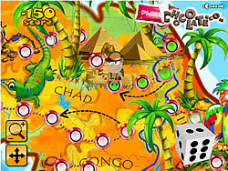 Smarty Race Game : Africa Quiz