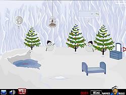 Snow Cave Christmas Escape