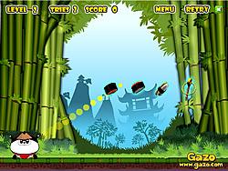 Samurai Panda