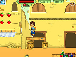 Diego Crystal Adventure