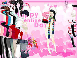 Valentine Dress