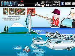 Sushi Fishing
