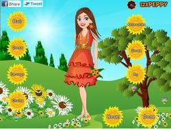 Sunflower Sufi Dressup