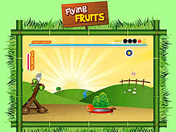 Flying Fruits