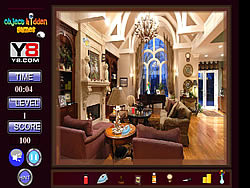 Royal Room Hidden Objects