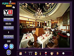 Luxury Hotel Hidden Objects