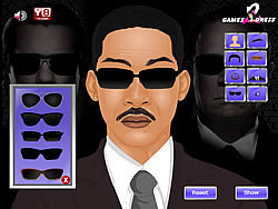 Will Smith MIB3 Makeover