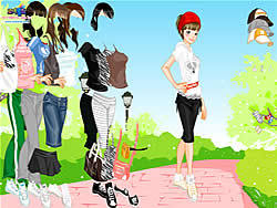 Dressup in the Park