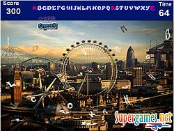 Roller Coaster Hidden Alphabets