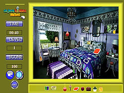 Lavender Room Hidden Objects