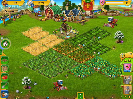 Farmerama Android