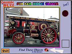 FanFair Hidden Objects