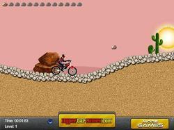 The Desert Bike