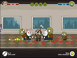 Nerd vs Zombies 2
