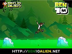 Ben 10 Ice Jump