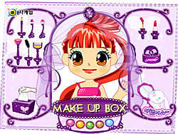 Make-up Box