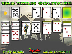 Ninja Turtles Solitaire